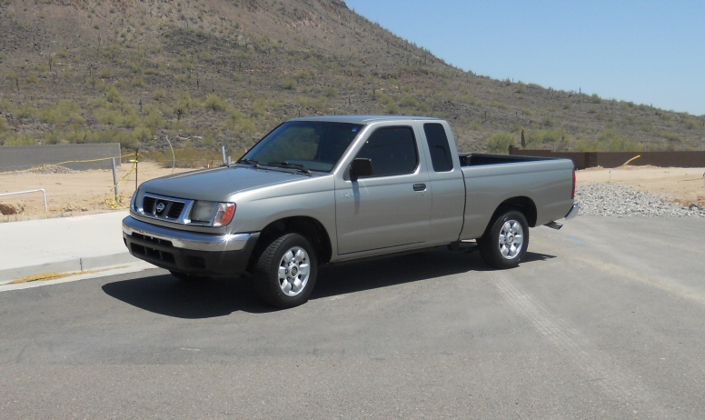 D Nissan Frontier Xe King Cab Sale Az Image on Nissan Frontier 4 Cylinder Engine