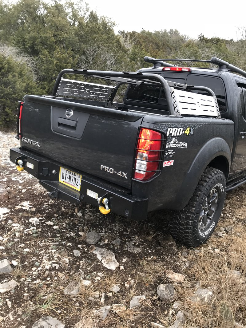 2018 Nissan Frontier Pro 4x Overland Build Page 2 Nissan Frontier Forum