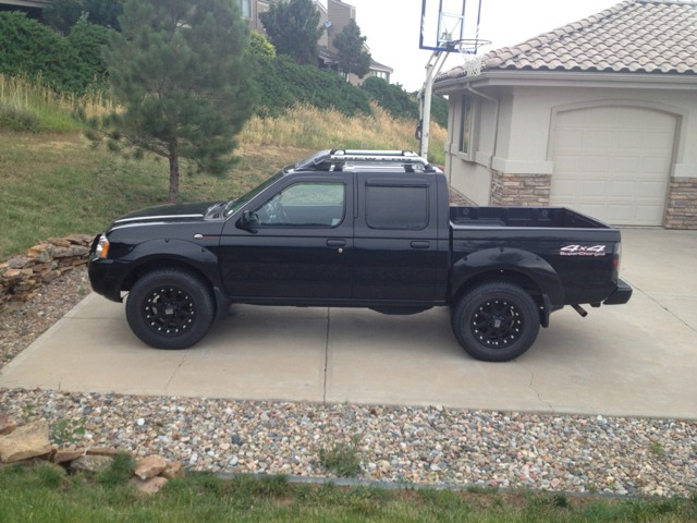 2001 Frontier The Black Mamba Nissan Frontier Forum