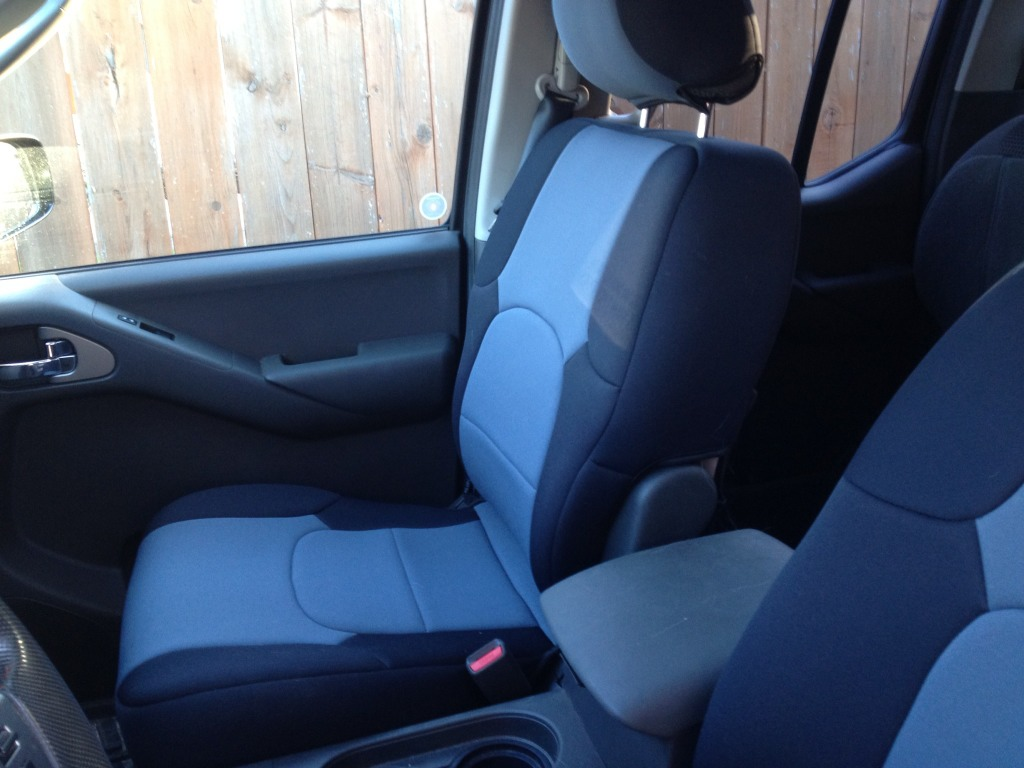 Nissan Frontier Seat Covers >> Coverking Neoprene Charcoal Seat Covers Nissan Frontier Forum