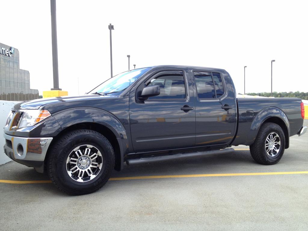 Frontier Auto Sales >> Vision wheels warrior 375 installed - Nissan Frontier Forum