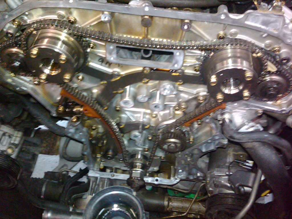 2005 Cadillac Srx Timing Chain Replacement - Seananon Jopower