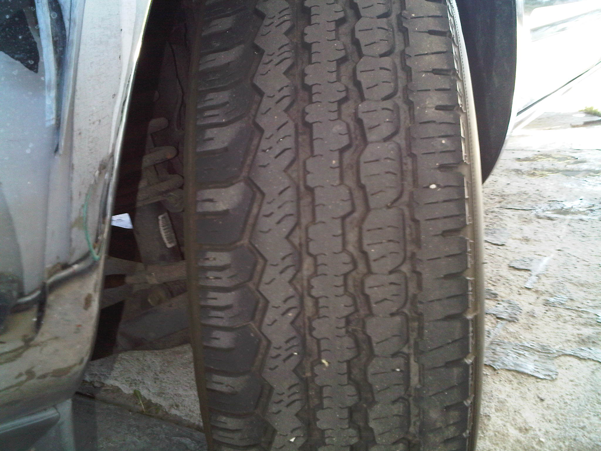 Image result for uneven wear on tires