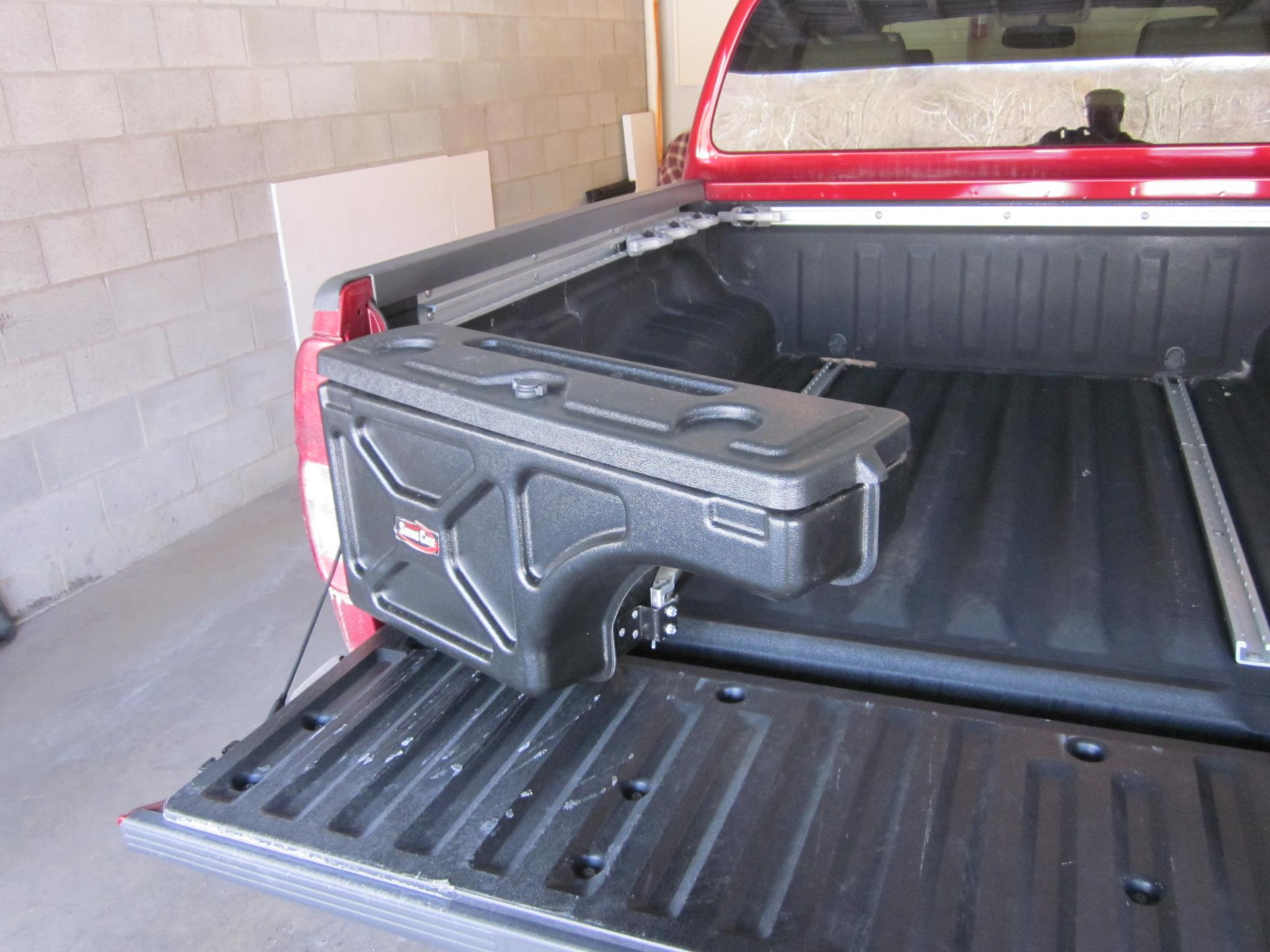 Nissan Froniter Bed Size