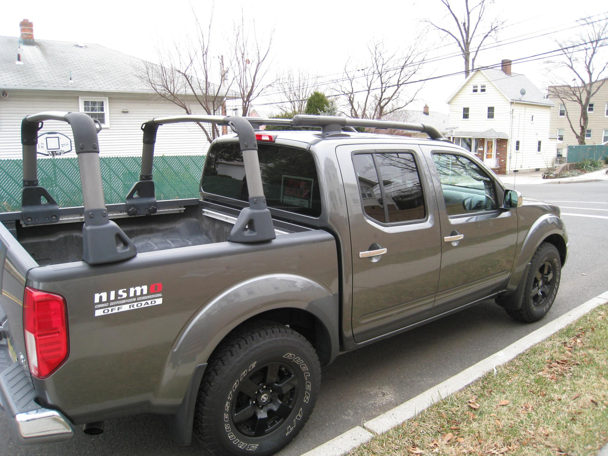 nissan titan canoe roof rack. Black Bedroom Furniture Sets. Home Design Ideas
