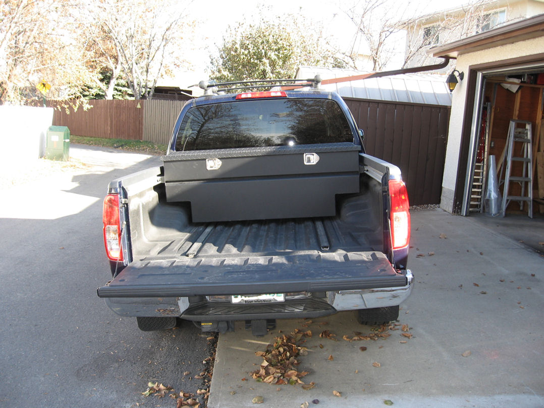 Click Image For Larger Version Name Views Size Jpg 1078x808 Aftermarket Nissan  Frontier Tool Box