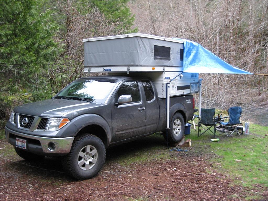 & Pop Up Canopy - Nissan Frontier Forum