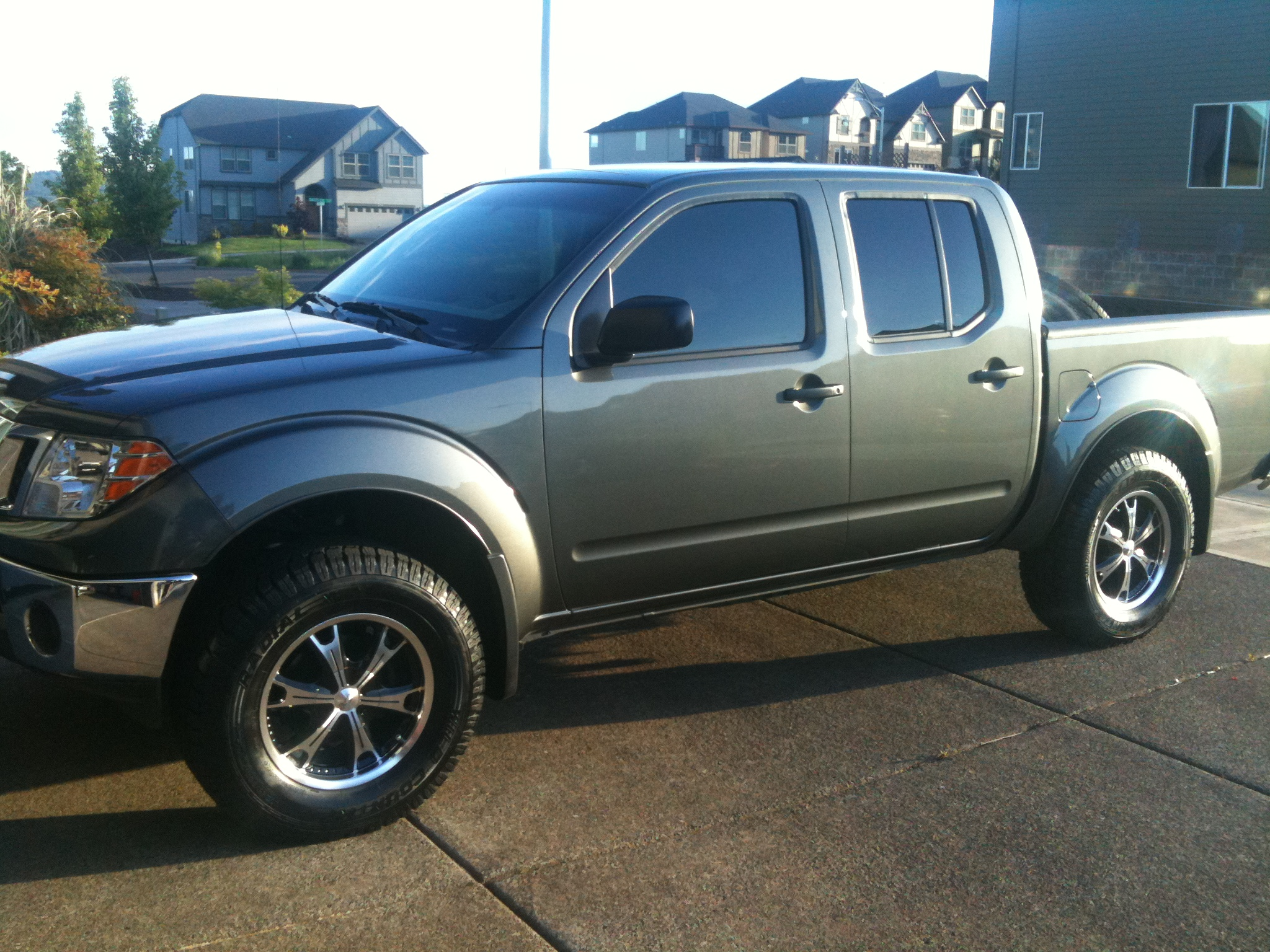 Custom Nissan Frontier >> Custom Wheels Picture Thread Nissan Frontier Forum