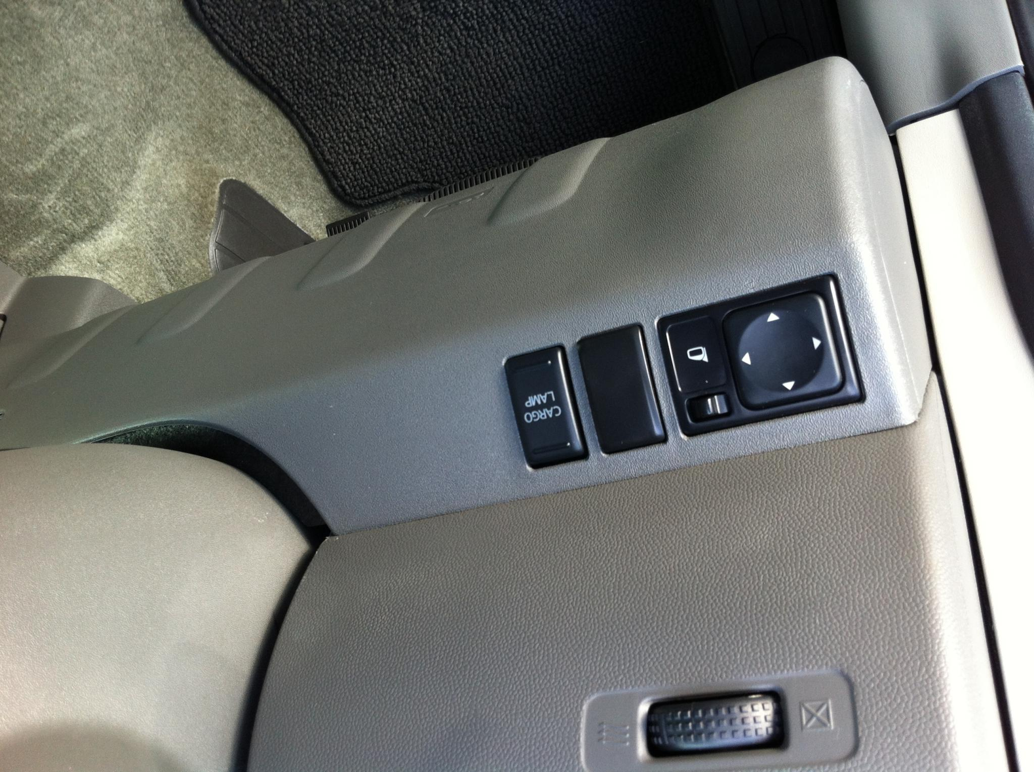 fog light switch install - Nissan Frontier Forum