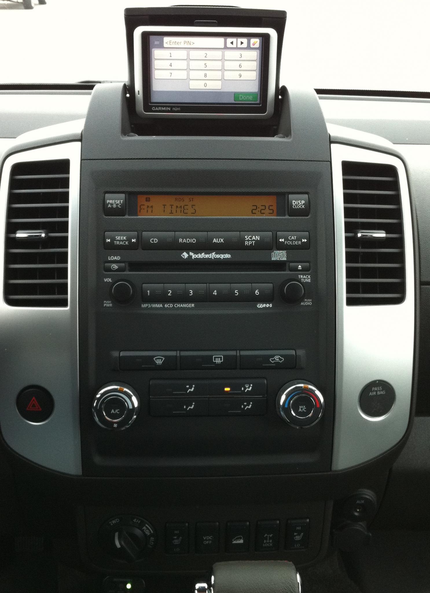 Goodies installed! | Nissan Frontier Forum
