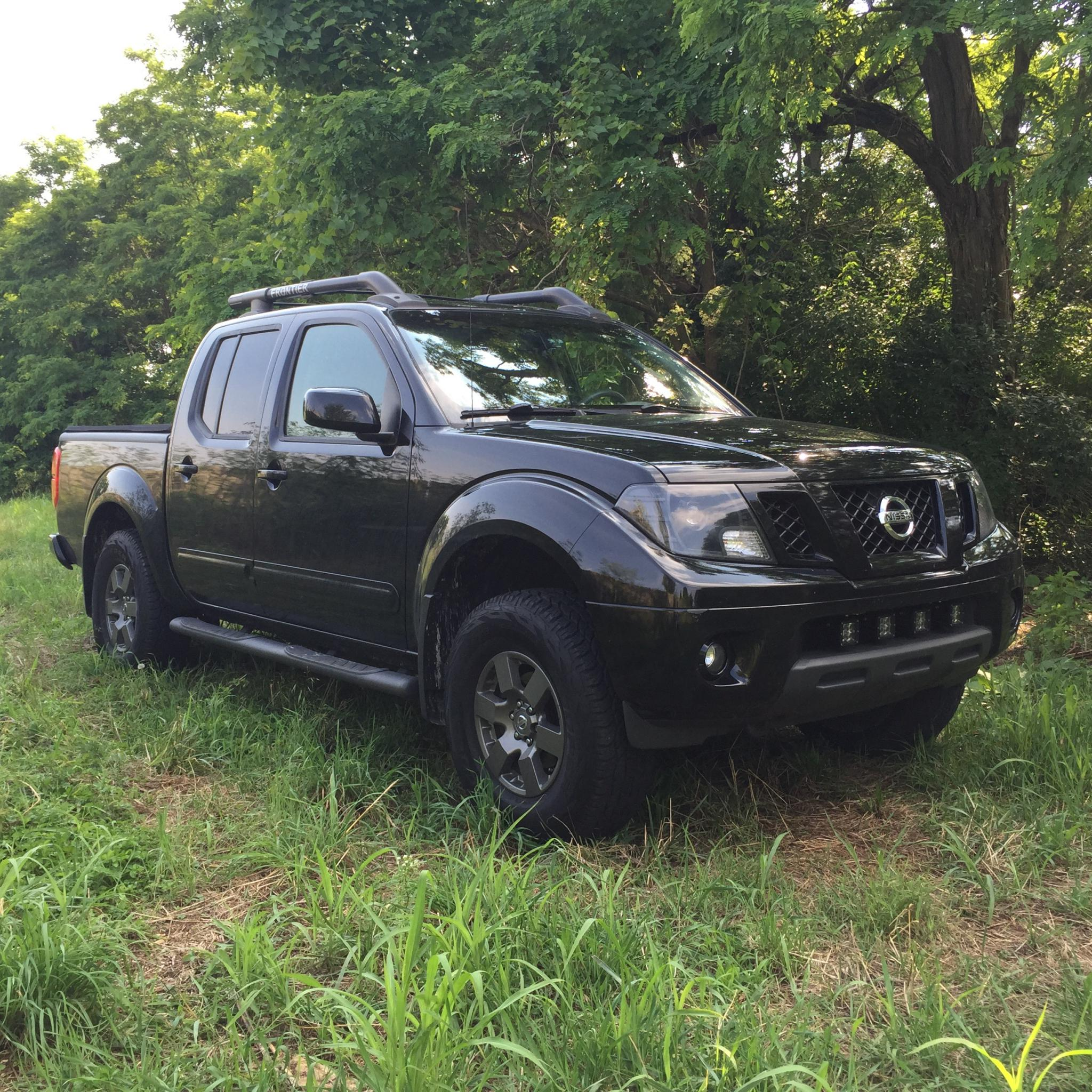 Xoskel lower bumper light bar mount nissan frontier forum click image for larger version name img0586g views 382 size 7822 aloadofball Gallery