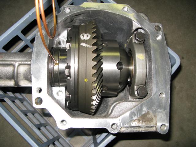 Nissan Navara Measurements >> Nissan Frontier Forum - View Single Post - M226 Axle Shaft Splines Striped!