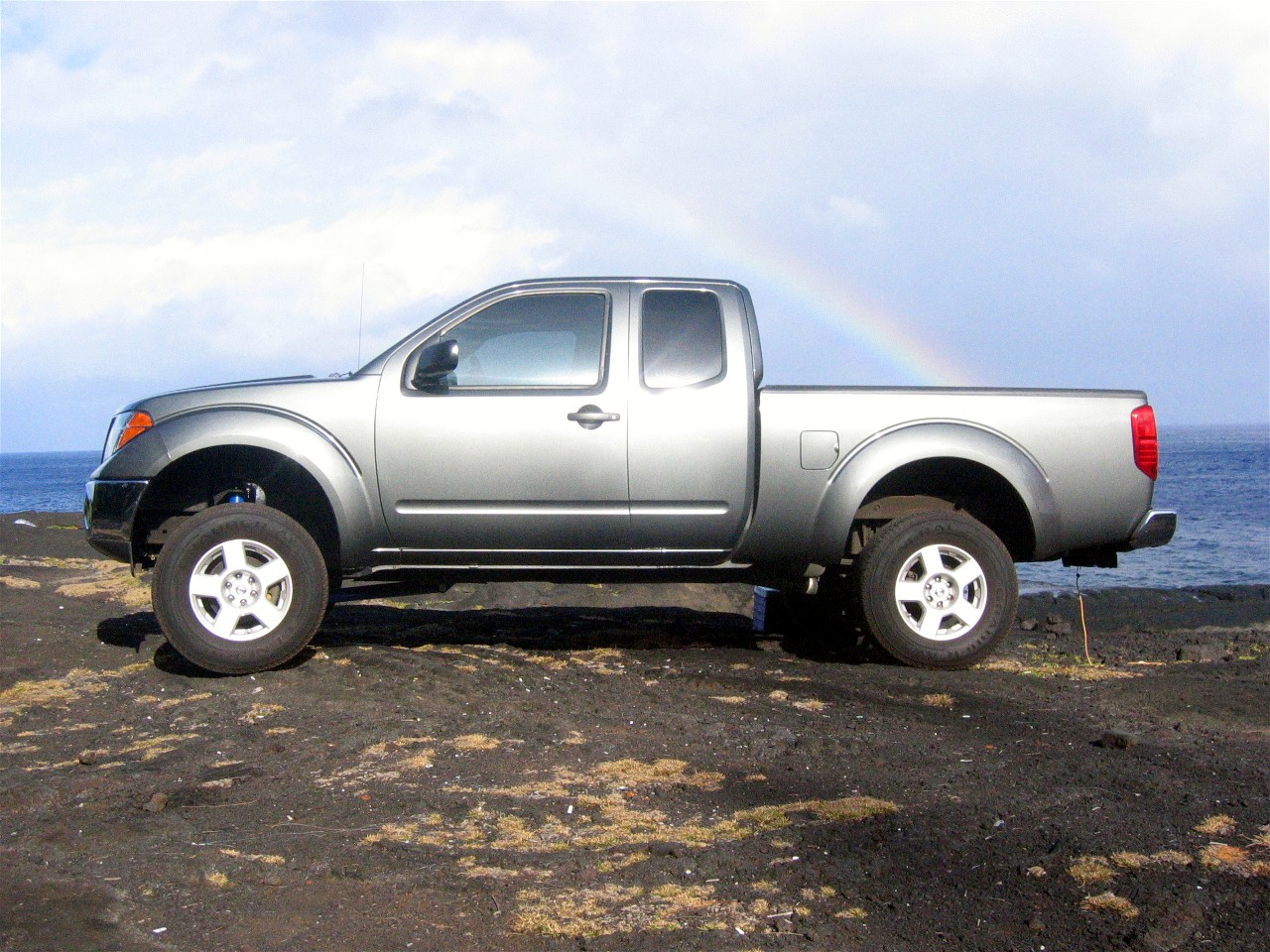 Lifted Nissan Titan >> Lifted FRONTY pics - Nissan Frontier Forum