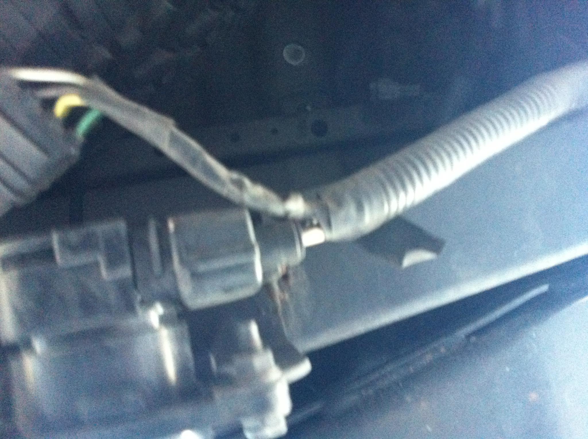 Slitting Trailer Wire Harness - Nissan Frontier Forum