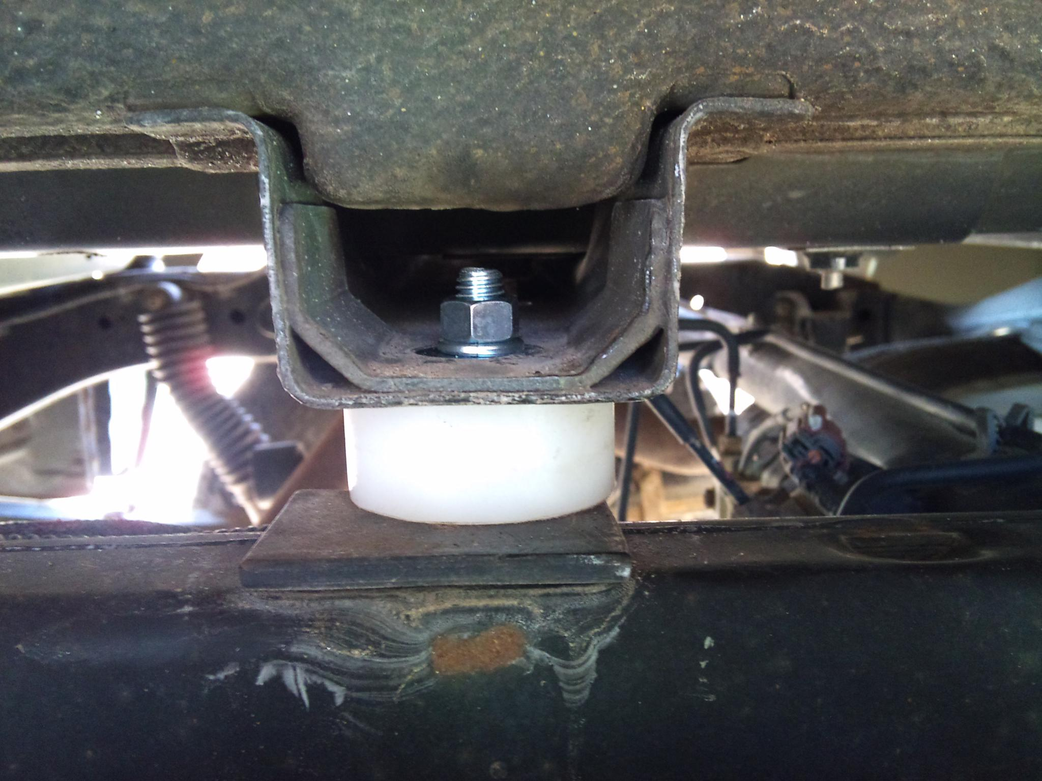 """Nissan Titan Lifted >> 1"""" Body Lift...Done! - Page 3 - Nissan Frontier Forum"""