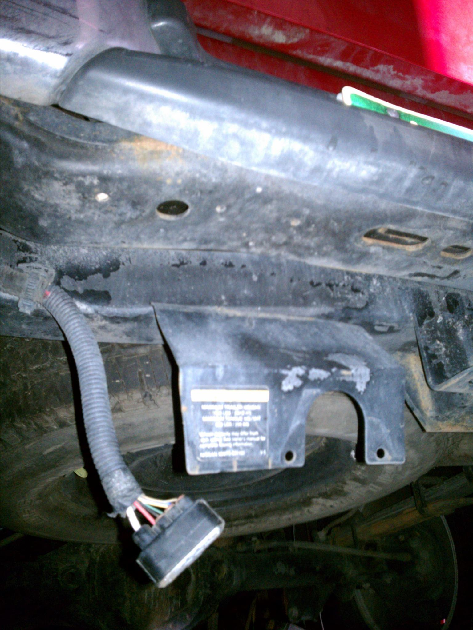 Splicing Into Oem Trailer Wiring Harness Question Nissan List Of Frontier Rh Clubfrontier Org