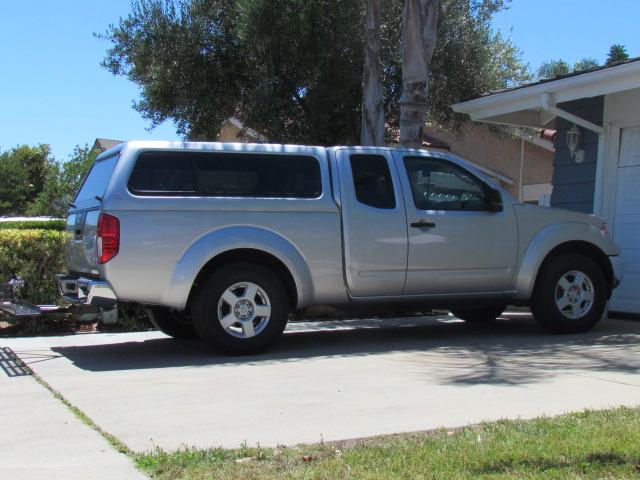 Nissan Frontier Camper Shell >> Got A New Camper Shell Nissan Frontier Forum