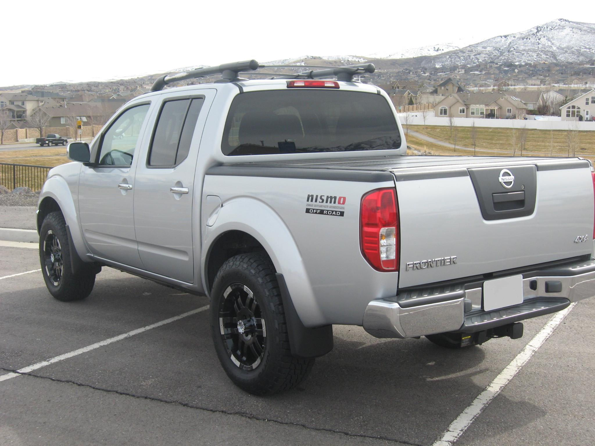 Moto metal 951 on 2005 nismo frontier nissan frontier forum click image for larger version name img2285g views 17044 size 3129 vanachro Gallery