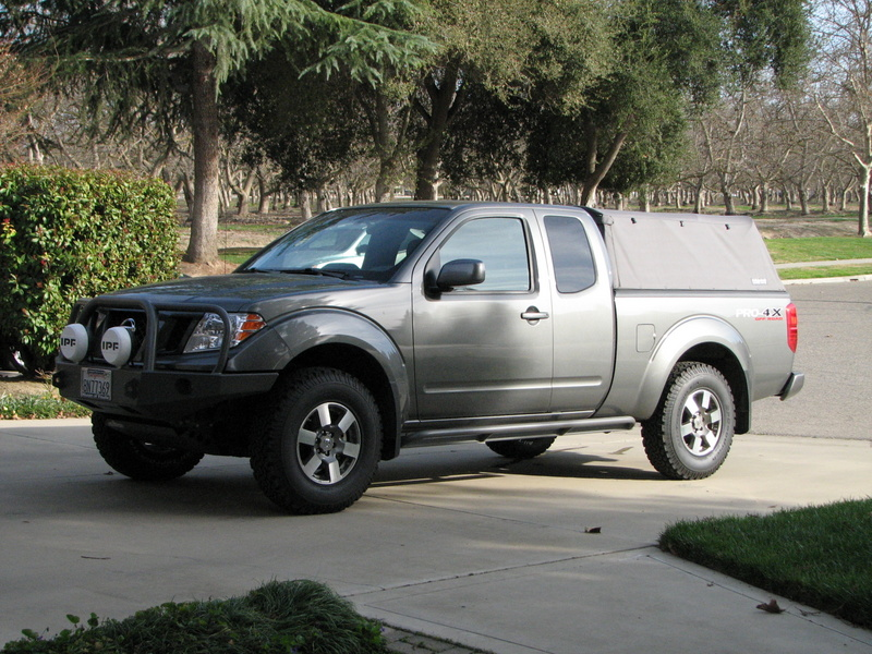 All Terrain Tire Purchase Nissan Frontier Forum