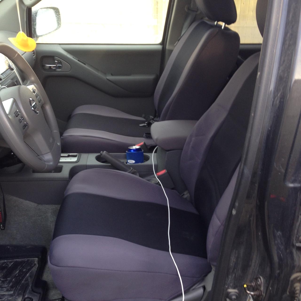 Nissan Frontier Seat Covers >> Neoprene Seat Covers Nissan Frontier Forum