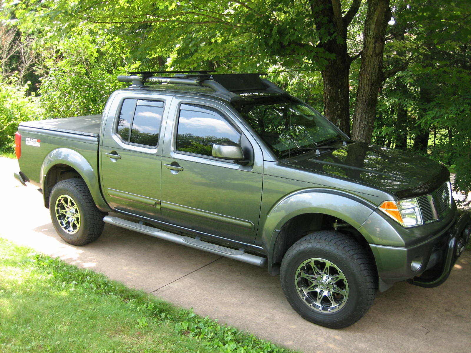 Advice On Which Roof Rack Please Nissan Frontier Forum