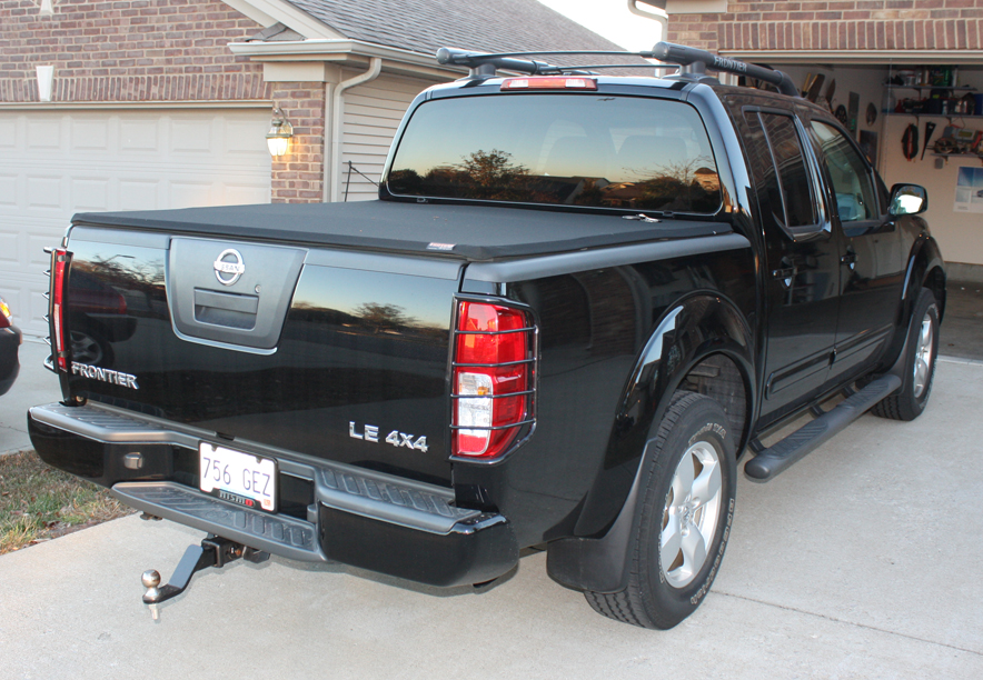 frontier nissan tail guards fs