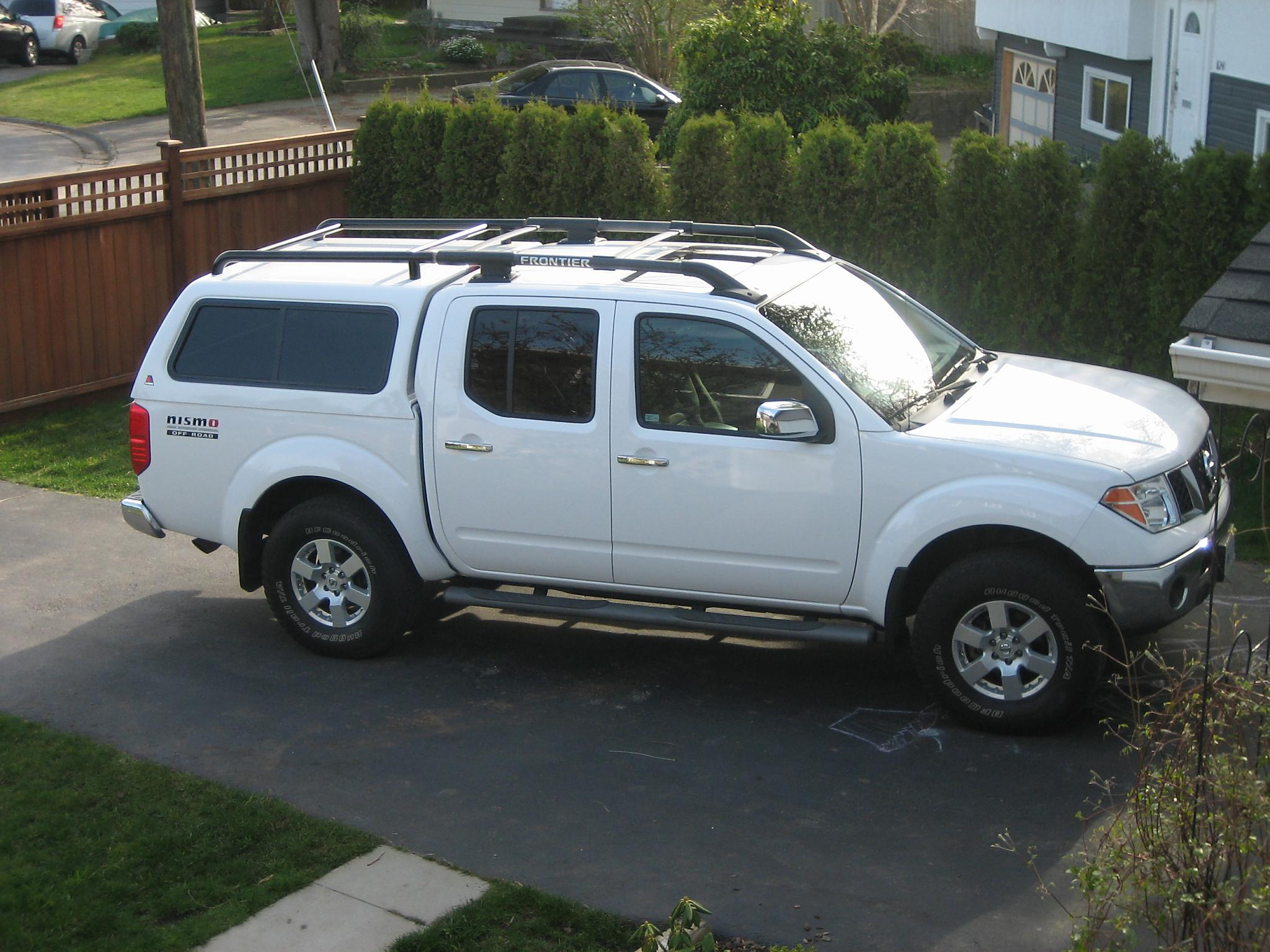 Click image for larger version Name IMG_4897.jpg Views 10931 Size 347.3 & New Canopy Roof Rack - Nissan Frontier Forum