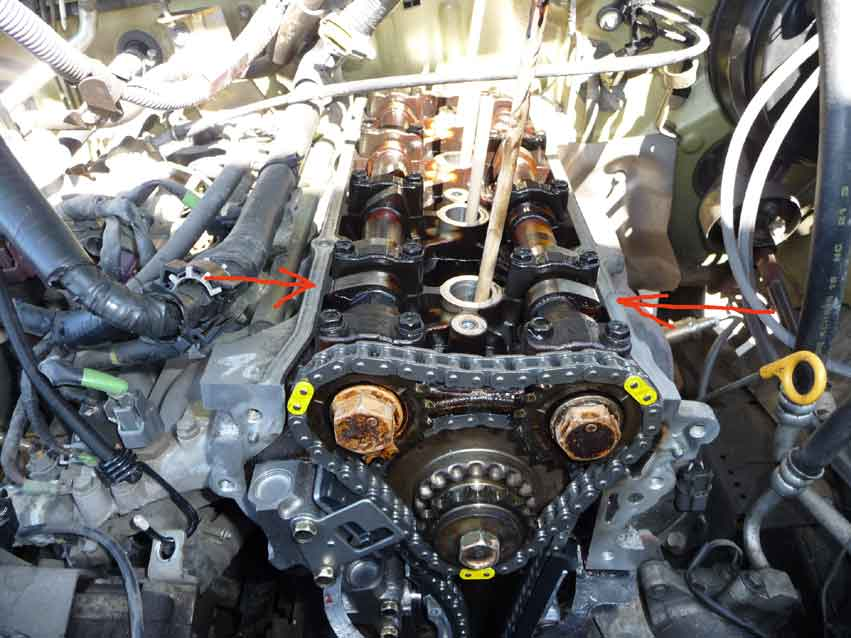 pathfinder timing chain 2003 nissan frontier timing chain replacement ford 40 timing chain diagram #1