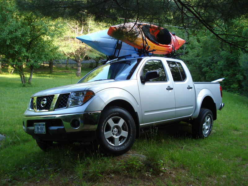 The Other Roof Rack Option Nissan Frontier Forum