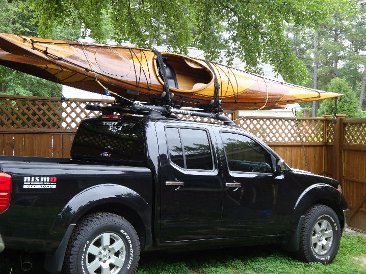How Do You Haul You Kayak Nissan Frontier Forum