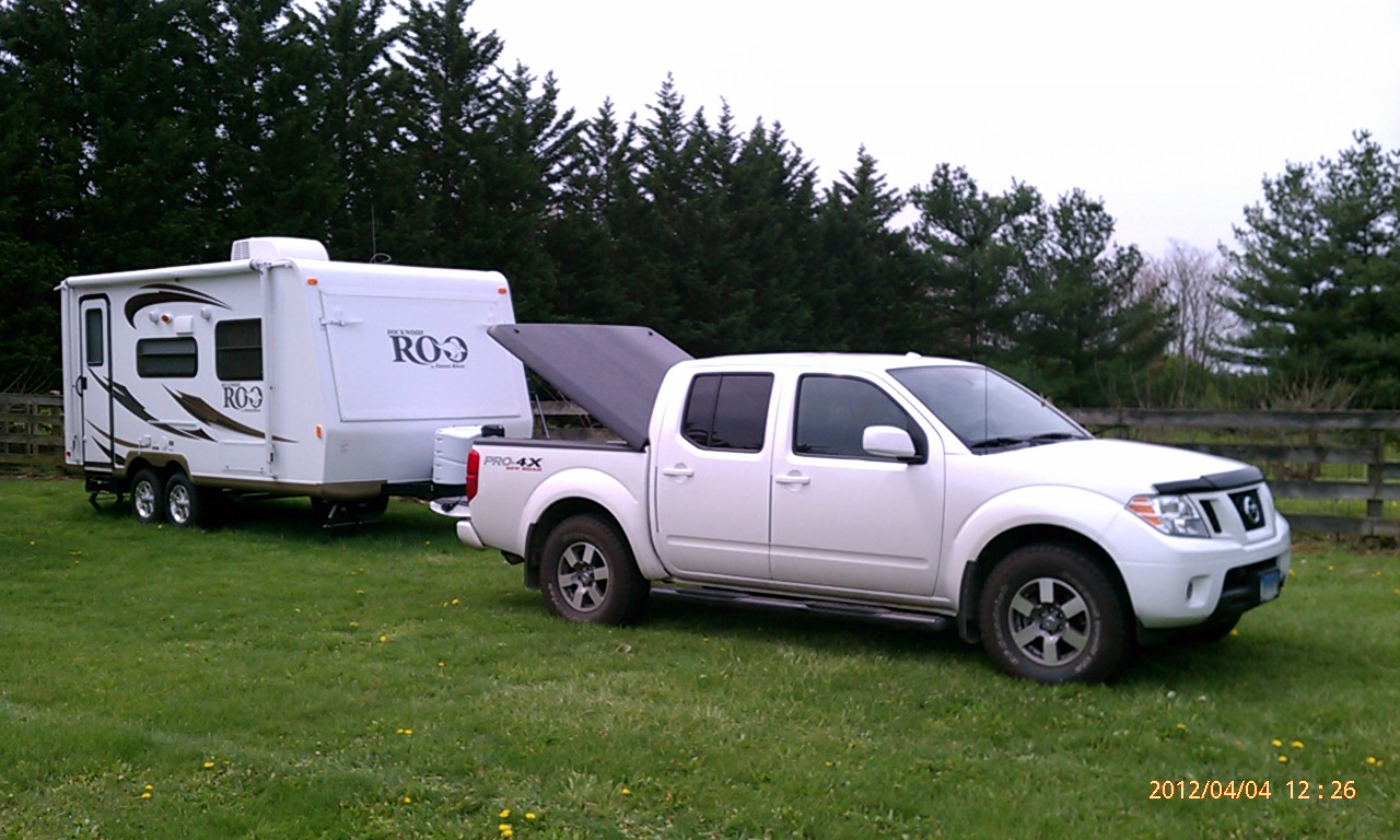 What do you tow with your Fronty? (Pics) - Nissan Frontier ...