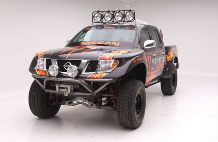 SLR/Monster Energy 05' Frontier - Page 2 - Nissan Frontier ...