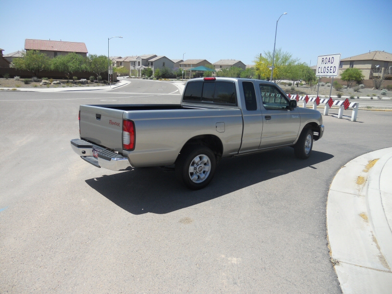 2000 Nissan Frontier XE King Cab for Sale in AZ - Nissan Frontier ...
