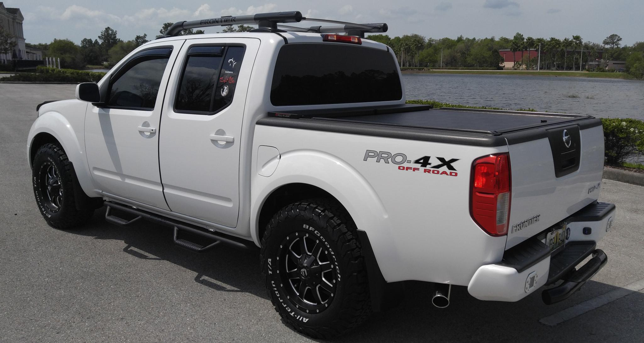 Rims That Will Fit My Pro 4x Nissan Frontier Forum