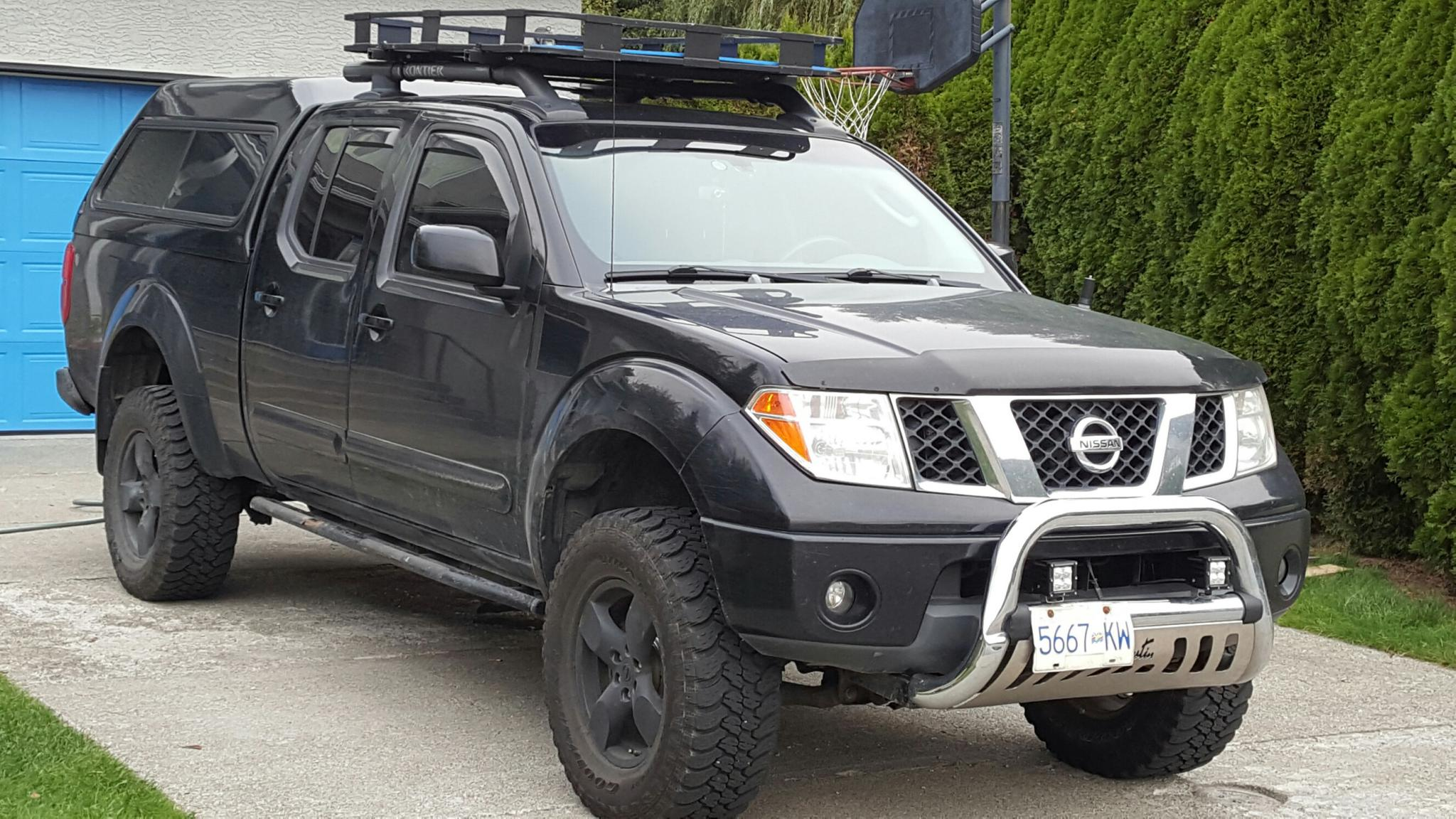 Anyone Have A High Top Camper Shell Nissan Frontier Forum