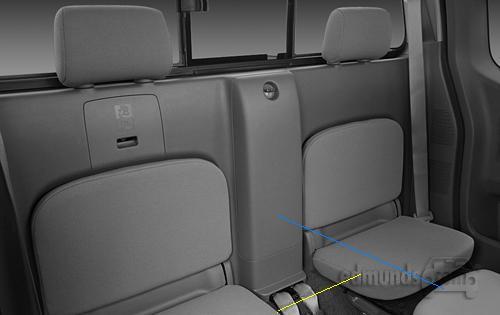 King Cab Interior Pics Nissan Frontier Forum
