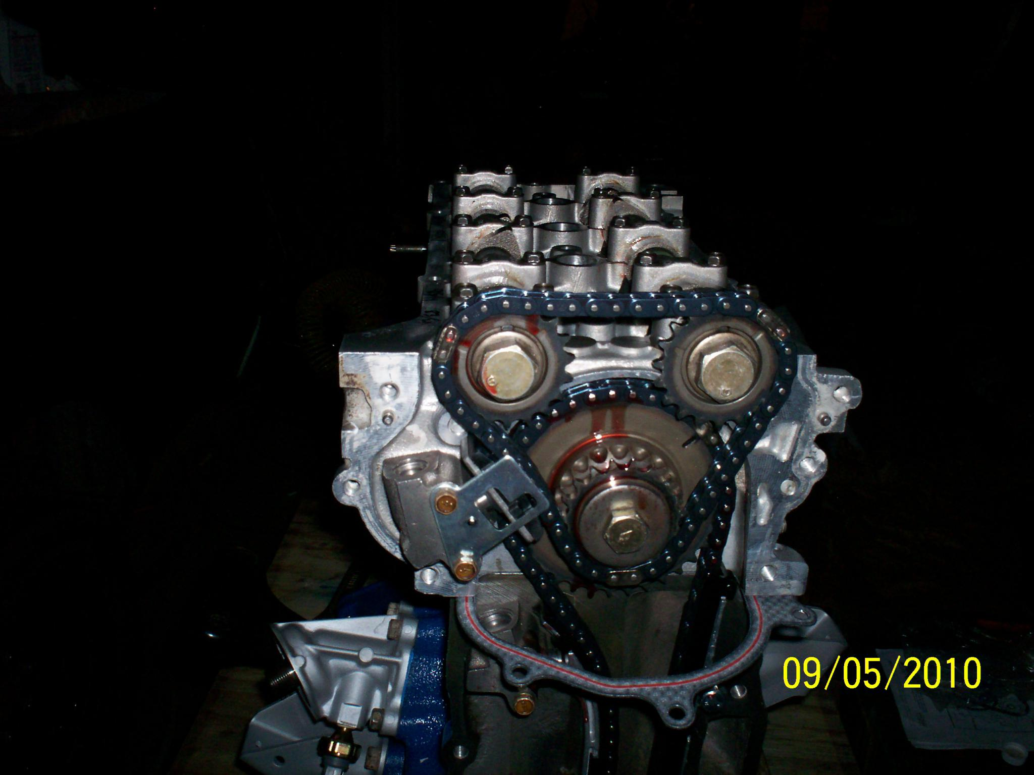 D Another Kc Ka De Nissan Engine Sept on Nissan 4 0 Timing Chain