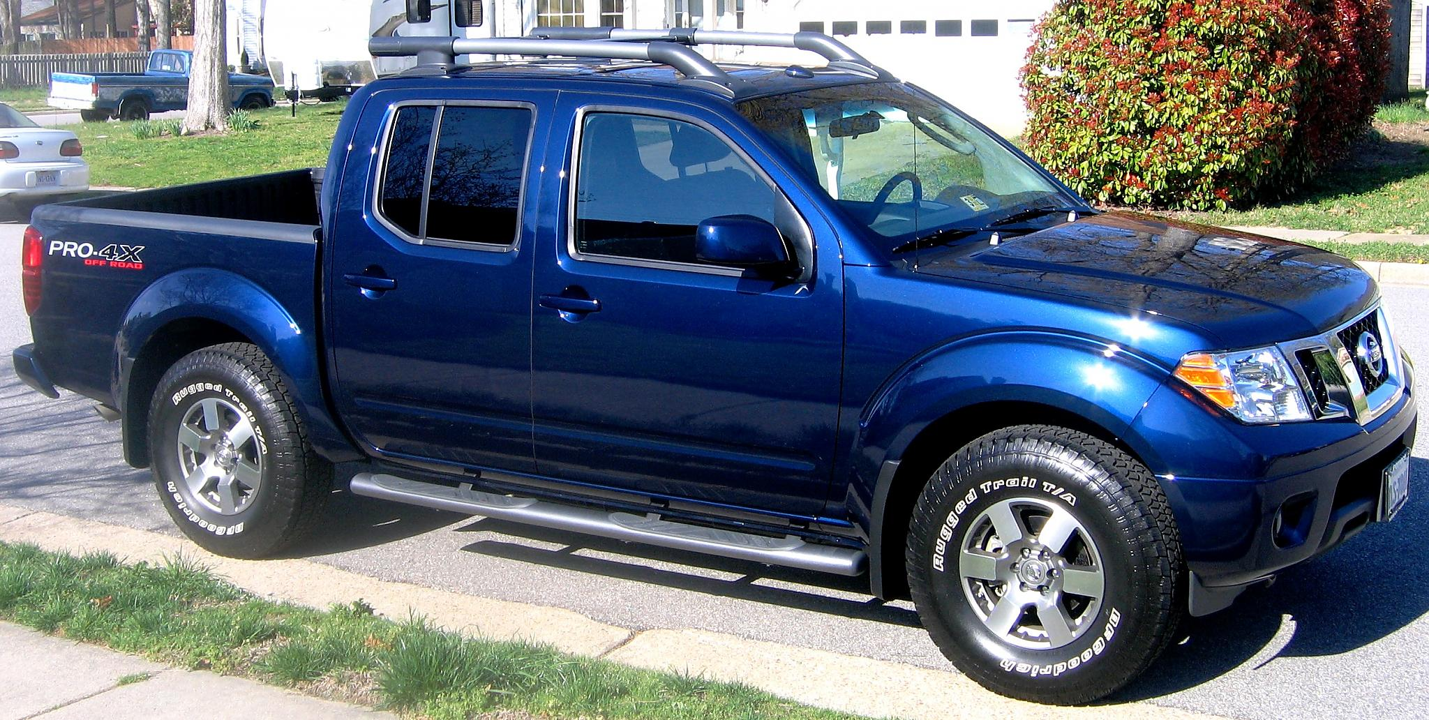 New club member with a 09 Frontier PRO-4X - Nissan ...