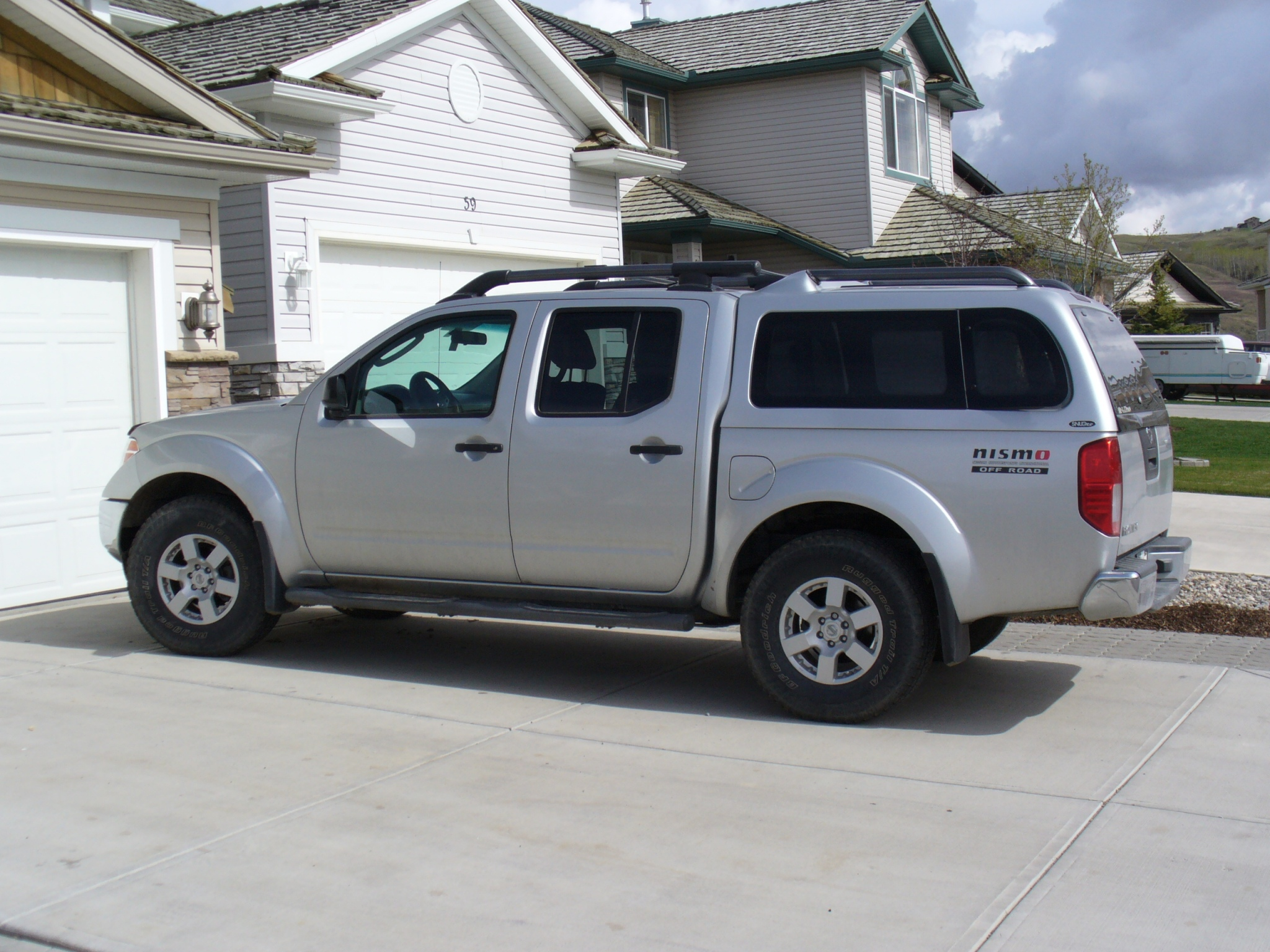 Nissan Frontier Camper Shell >> Camper Shell Nismo Crew 05 And Newer Nissan Frontier Forum