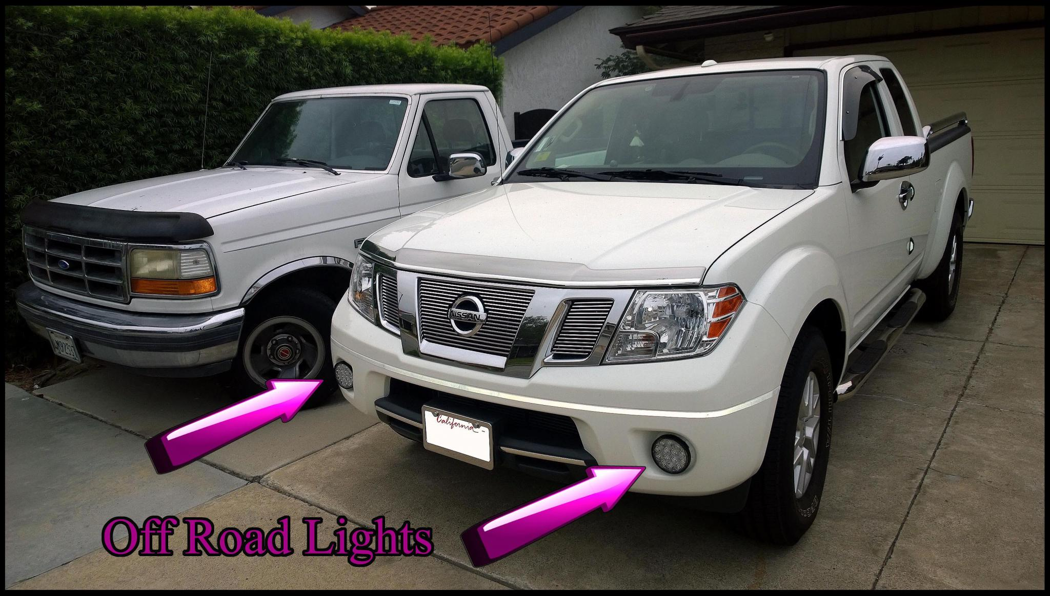 Lovely ... Click Image For Larger Version Name: Off Road Lights 3 For Web  Views ...