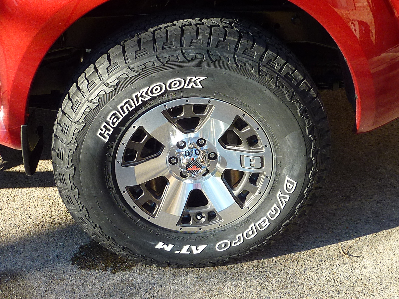 My Hankook Dynapro Atm Rf 10 Lt Series Review Page 12
