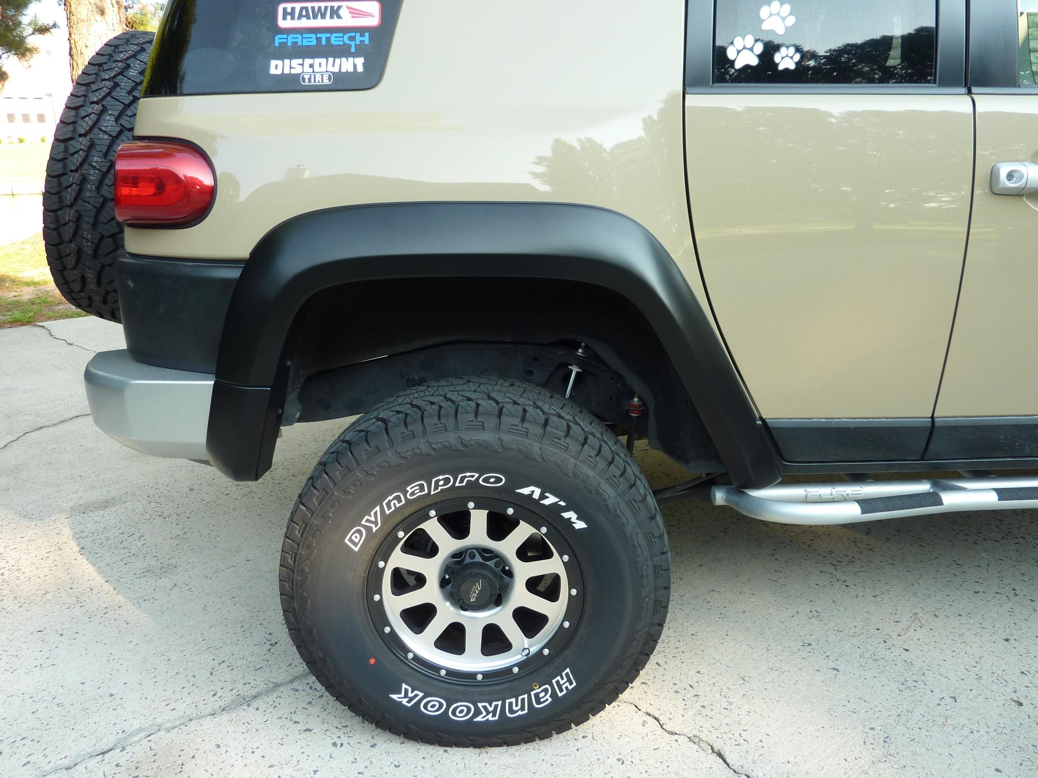 Nissan Murano Tire Size U003eu003e My Hankook Dynapro ATM RF_10 LT Series Review    Page