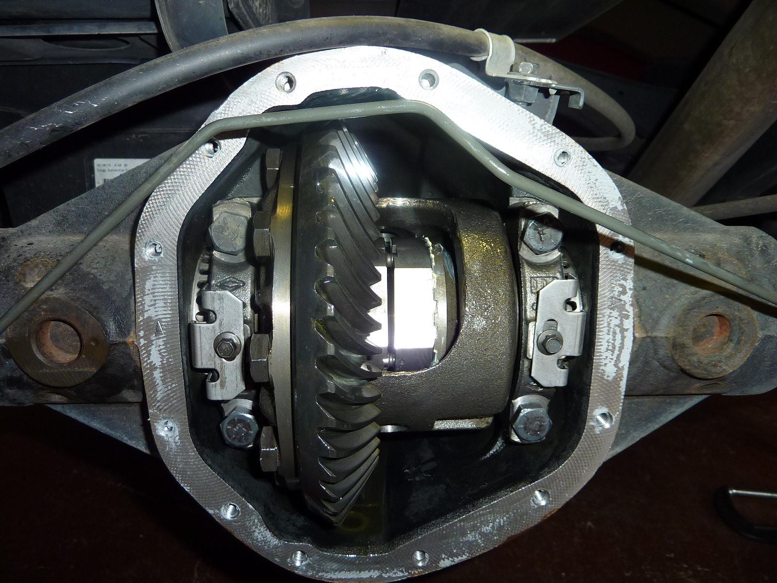 Shredded spider gears    | Nissan Frontier Forum