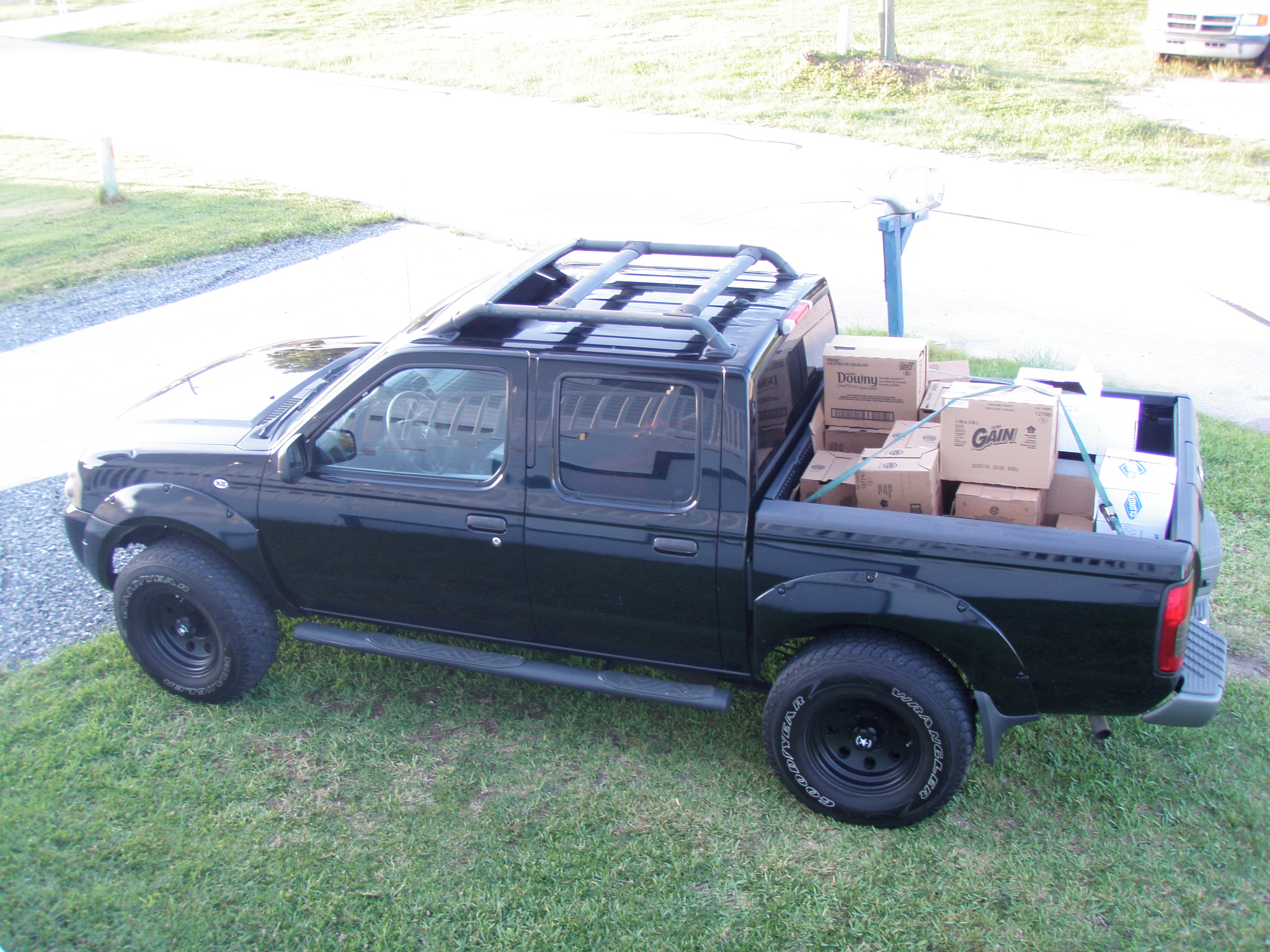 2004 Nissan Frontier What To Do Leave As Is Diesel Mods Etc Nissan Frontier Forum