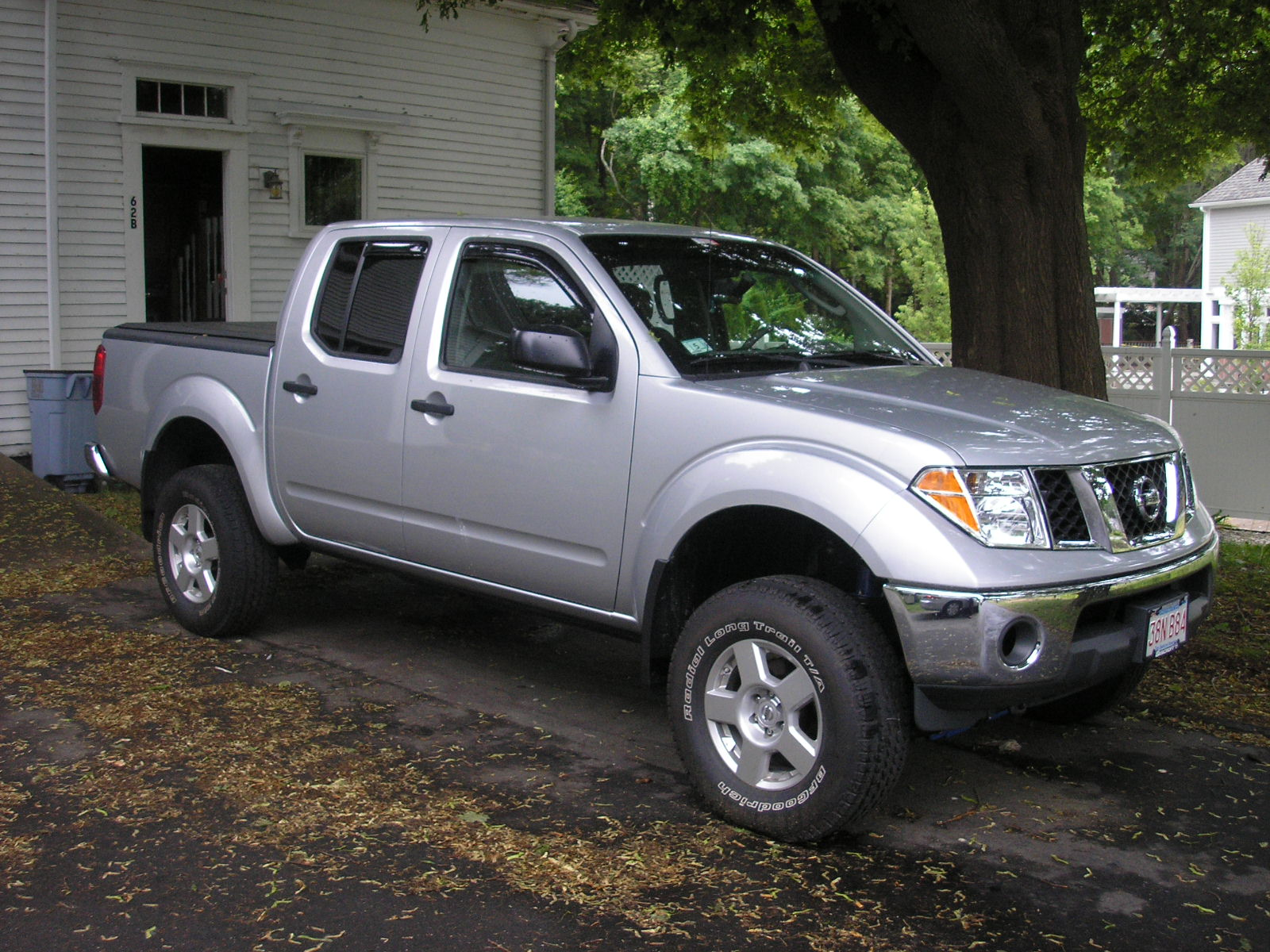 Nissan Frontier 4x4 Crew Cab For Sale 2007 Nissan Frontier Lifted Frontier Photo 21 Pictures to pin on ...
