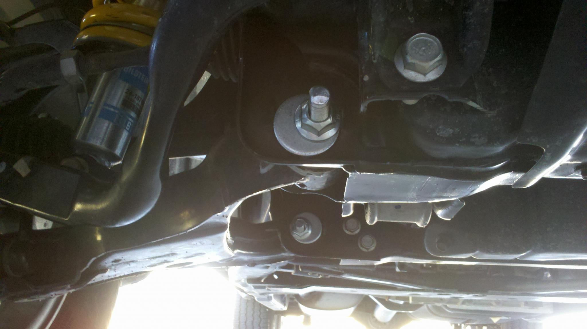 How Hard Is It To Install Cam Bolts Page 3 Nissan