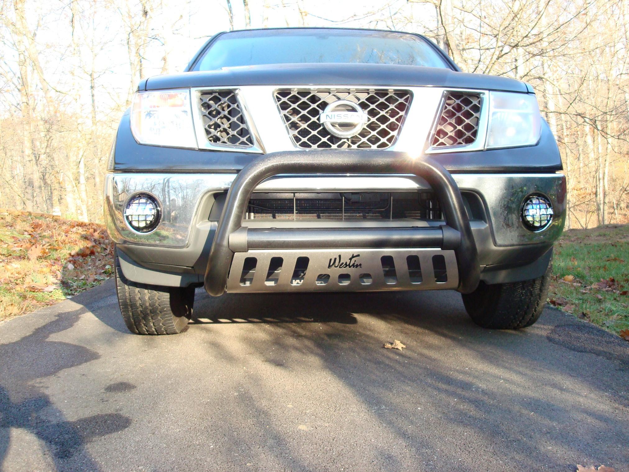 mounting piaa 510s in OEM bumper slots - Nissan Frontier Forum