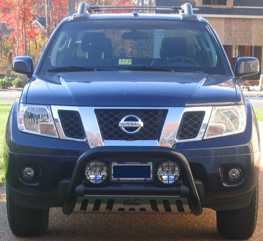 Bull bar fog lights nissan frontier forum click image for larger version name piaa day timeg views 8276 size aloadofball Choice Image