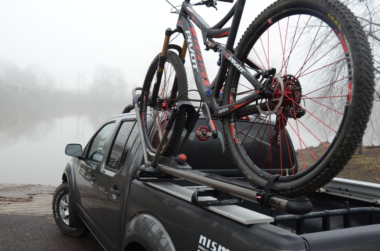 Frontier Bed Rail Bike Rack Nissan Frontier Forum
