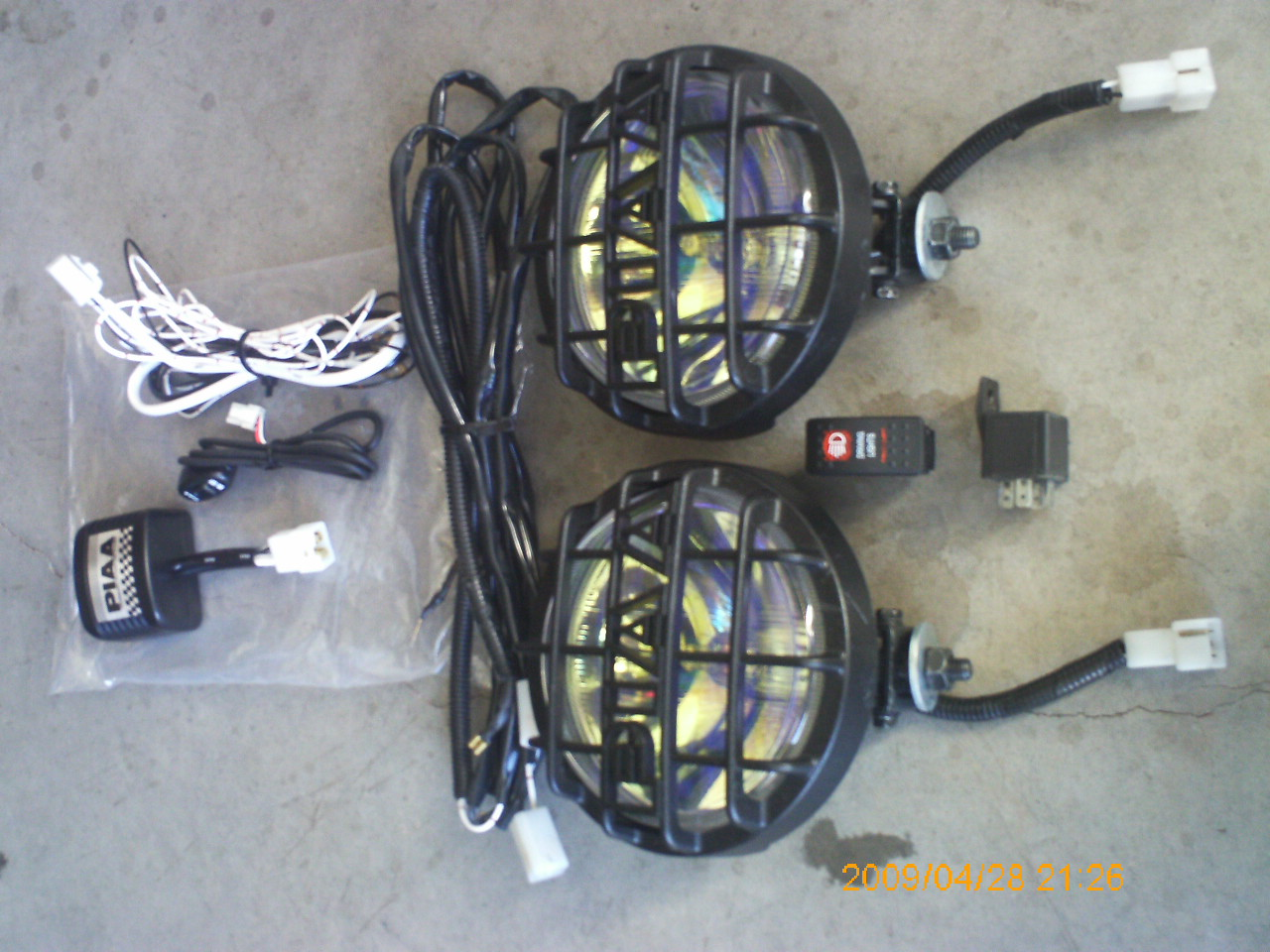 40609d1358641231 sale piaa 510 520 off road lights ptdc0008 nissan frontier forum view single post for sale piaa 510 piaa wiring harness at eliteediting.co